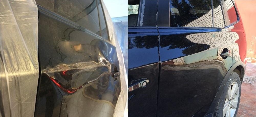 Качественно восстанавливает битые автомобили